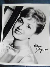 Singin' In The Rain DEBBIE REYNOLDS hand signed photo