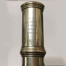 Silver L.L. Lebret Flute
