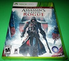 Assassin's Creed: Rogue Microsoft Xbox 360 *Factory Sealed! *Free Shipping!