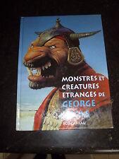Carrau - Monstres et créatures étranges de George Lucas - Vents d'Ouest