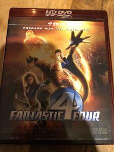 Fantastic Four HD DVD