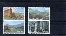 SOUTH AFRICA 1978 TOURISM SET OF 4 UM/MNH SG451-4