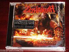 Zephaniah : reforged CD 2015 Tribunal / effet RECORDS USA dive102 NEUF