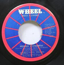 Hear! Rock 45 Rock Flowers - Number Wonderful / Mother You, Smother You On Wheel