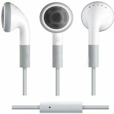 HEADPHONES EARPHONES HEADSET WITH MIC FOR IPHONE IPOD 3G 3GS 4 4S 5 5s 5c IPAD