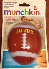 Munchkin Diaper Change Sports Cup  Football