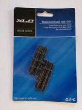 55mm schwarz  Fahrrad XLC Ersatzbremsgummi BS-X01 4er Set