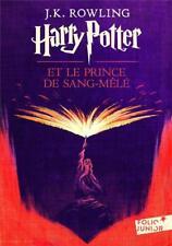 Harry Potter 6 et le Prince de Sang-Mêlé von J.K. Rowling (2017, Taschenbuch)