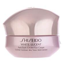 Shiseido White Lucent Anti-Dark Circles Eye Cream Creme 15ml Anti Aging NEW#6798