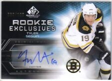Tyler Seguin 2010 SP Game Used Edition RC Auto #/100 Bruins FREE SHIP