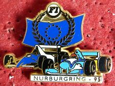 PIN'S F1 FORMULA ONE BENETTON WILLIAMS GP NURBURGRING 95 ZAMAC JFG MIAMI
