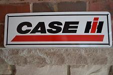 CASE I H INTERNATIONAL HARVESTER Parts Mechanic SIGN CAT CATERPILLER AD