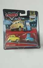 CARS Disney pixar cars 2015 LUIGI & GUIDO 4-5/19 rare raro mattel 1/55 maclama