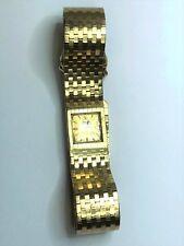 Ladies Square 18k Gold Rolex Watch - NOT WORKING