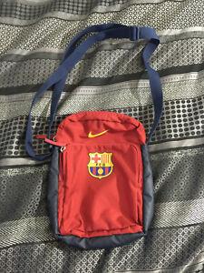 Nike FCB Barcelona Stadium Unisex F.C. Barcelona Stadium Cross-Body Bag nike