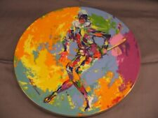 "Royal Doulton ""Harlequin"" 10"" Collector Plate England Limited Ed Vgc"