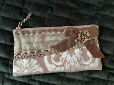 Accessorize small make up bag purse vintage style