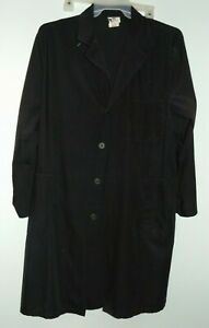 Men's Meta Lab Coat Size XL and One Size Exam Gown - Chiropractic College