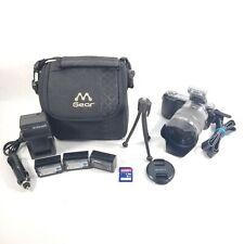 Sony Alpha NEX-C3 16 MP Compact Digital Camera W/18-55 Lens & More Accessories