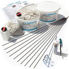Orig. Ruberstein® Spiralanker 6mm Starterset für Sanierung von Mauerwerksrissen