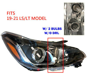 New OEM Headlight Chevy Spark Right Side 42704896