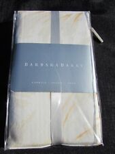NWT Barbara Barry Caprice Melon Queen Pillow Sham 100% Cotton