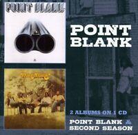Point Blank - Point Blank / Second Season (2012)  CD  NEW/SEALED  SPEEDYPOST