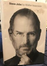 Steve Jobs by Walter Isaacson FREE SHIPPING Hardcover Edition Apple 🍎 CEO