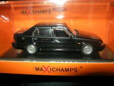 1:43 Maxichamps Alfa Romeo 75 V6 3.0 America 1987 black Nr. 940120460 in OVP
