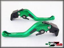 Manetas de freno verde para motos Honda