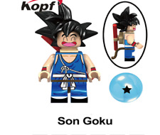 NEW Mini Figurine SAN GOKU DBZ DRAGON BALL Z Bloc de construction LEGO brique