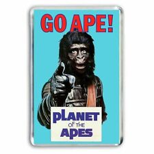 RETRO NOSTALGIA: PLANET OF THE APES TV SERIES  JUMBO FRIDGE MAGNET