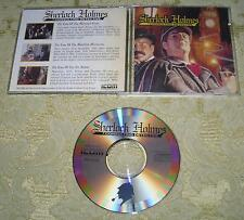 SHERLOCK HOLMES CONSULTING DETECTIVE PC GAME CD-ROM