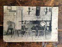 Ansichtskarte - Tharandt - Klippermühle  -  gelaufen 1904 - ClassicCamera