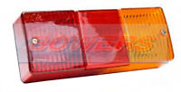 GENUINE CATERHAM / WESTFIELD KIT CAR PMG REPLACEMENT REAR TAIL LAMP LIGHT LENS