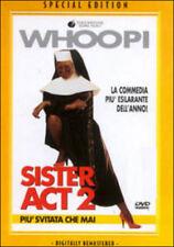 SISTER ACT 2 - PIU' SVITATA CHE MAI  DVD