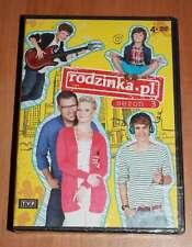 Rodzinka.pl (Box 4 DVD) Sezon 3 - Serial TVP - Region ALL / Polish, Polski