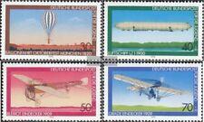 BRD (RFA) 964-967 (completa.edición) nuevo 1978 juventud: aviación