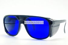 Red 650nm 660nm Laser Protection Goggles Safety Glasses with Case