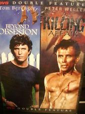 Beyond Obsession/A Killing Affair (DVD) SLIM CASE BRAND NEW SEALED