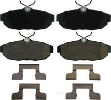 Disc Brake Pad Set-Posi 1 Tech Ceramic Rear 1412-36849 fits 05-10 Ford Mustang