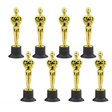 NUOBESTY Gold Award Trophies Trophy Statues Oscar Award Reward Prizes for Party