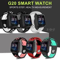 XGODY Waterproof Smart Watch Heart Rate Monitor Blood Pressure Fitness Tracker