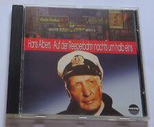Hans Albers - Auf Der Reeperbahn Nachts Um Halb Eins CD La Paloma