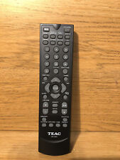 Teac UR-1314 Genuine Replacement Remote Control OEM For A-R650MKII AR650