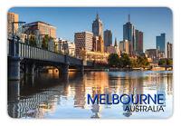 "Australia Melbourne#3  Photo Fridge Magnet Big size 3.5""X2.4"""
