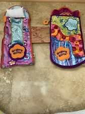 New ListingGroovy girls Doll sleeping bags Set Of two