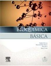 Bioquímica básica. NUEVO. Nacional URGENTE/Internac. económico. MEDICINA Y SALUD