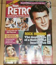 Yours Retro magazine #35 2021 Rock Hudson Kenneth Williams Katharine Hepburn