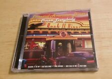 Essential American Diner C'mon Everybody CD Elvis Presley Fats Domino Coasters
